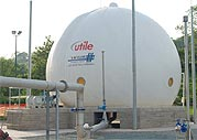 Gas Holders for Severn Trent Water