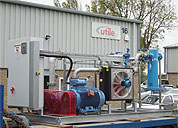 Utile Gas Compressor Package to Bangladesh