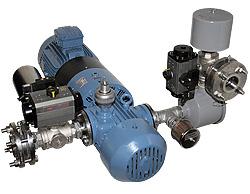 D12 – 70 Compressor / Vacuum Pump