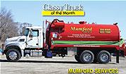 Liquid Waste Tanker – USA