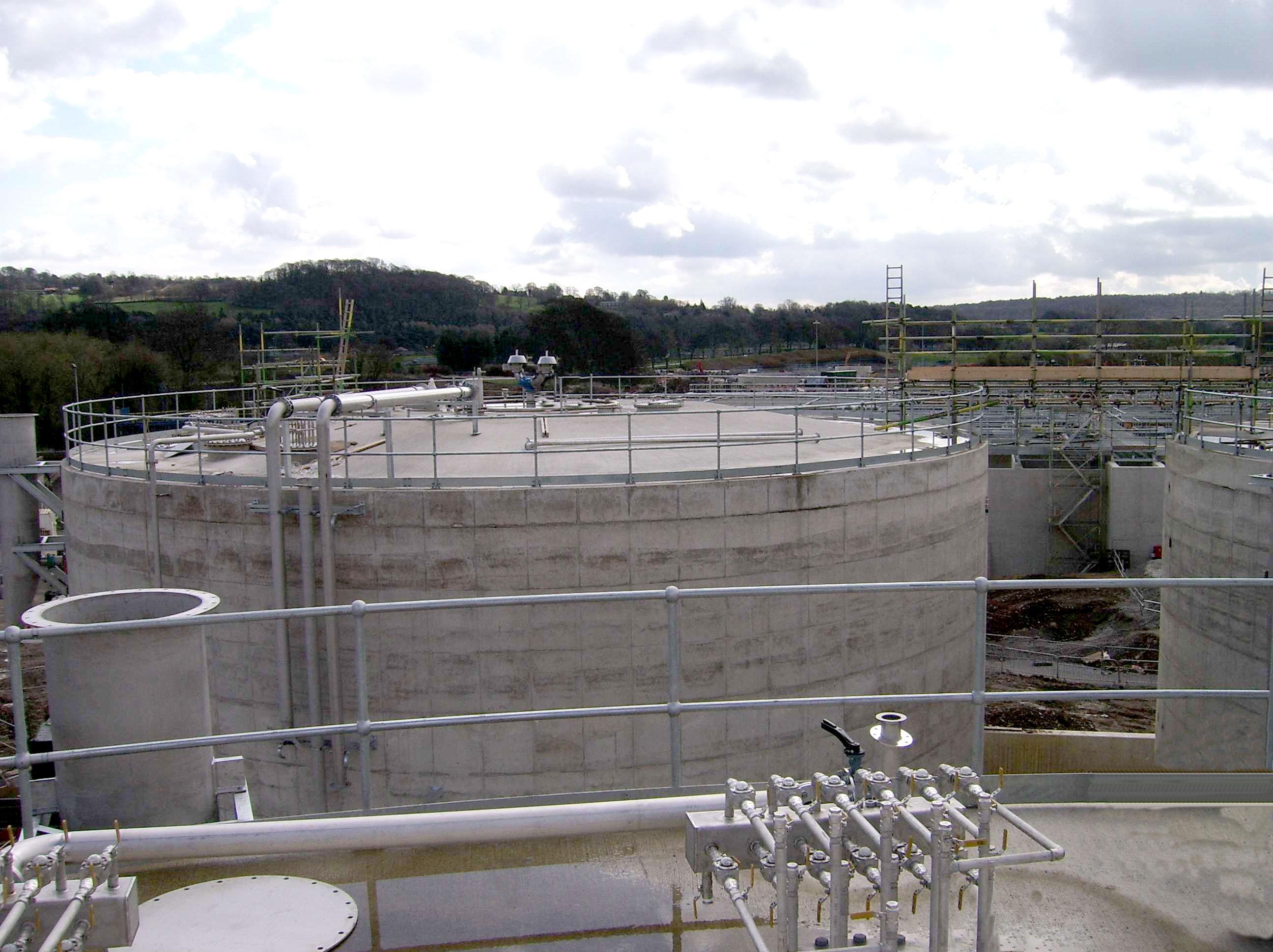 Esholt STW – Yorkshire Water