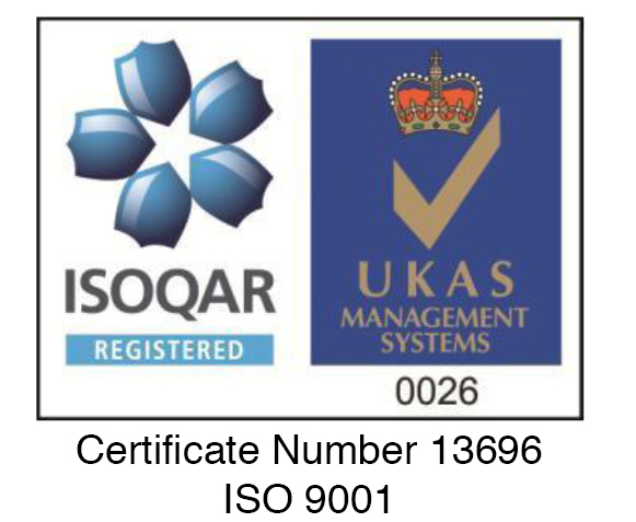 Utile are pleased to announce their accreditation to ISO9001