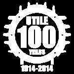 Utile Centenary Logo
