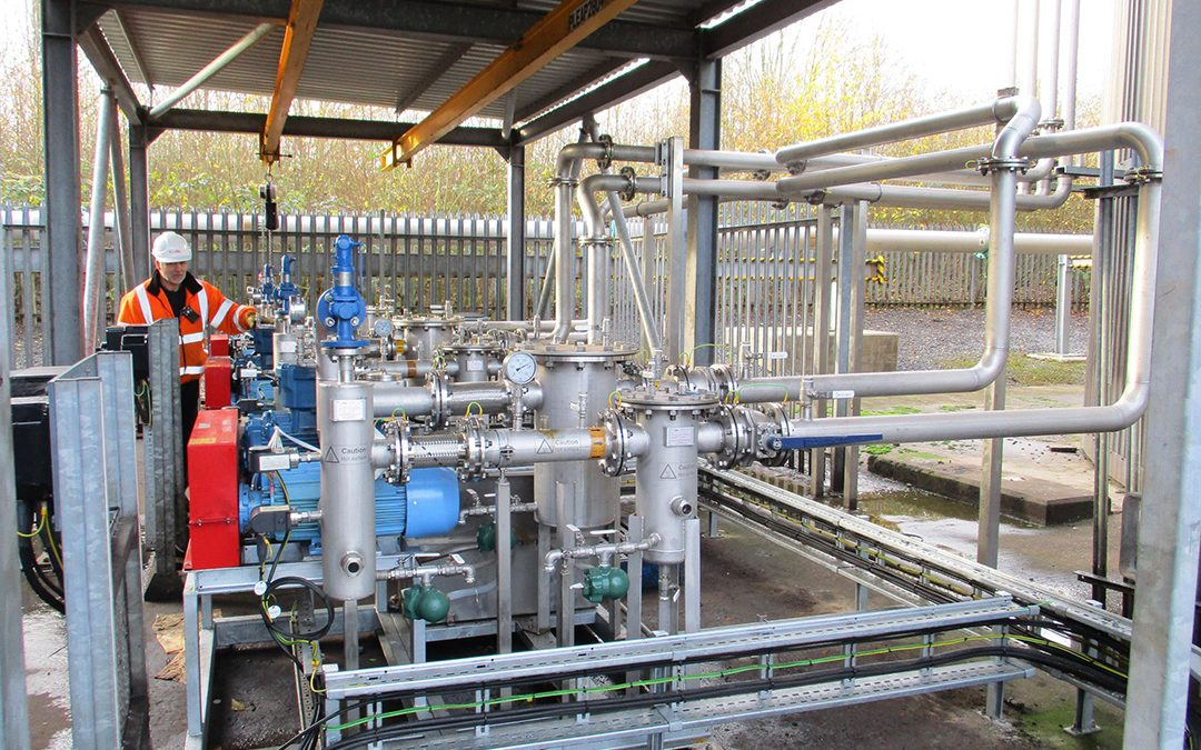 Strongford STW – Severn Trent Water