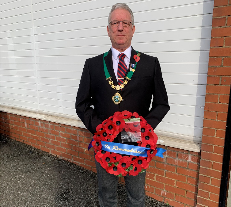 Remembrance Sunday – Stanwick
