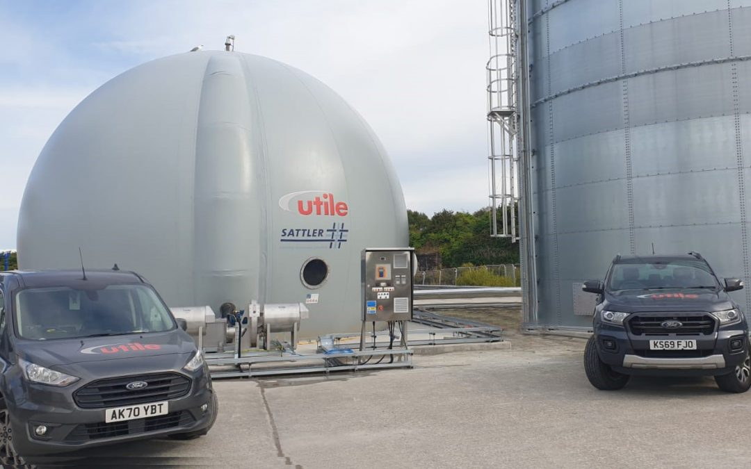 Gas Holder for SynGas
