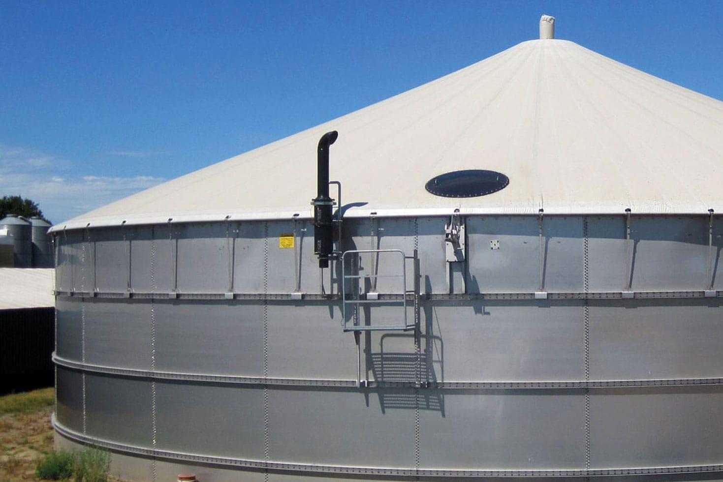 HSR-B – High Silo Roof (Biogas)