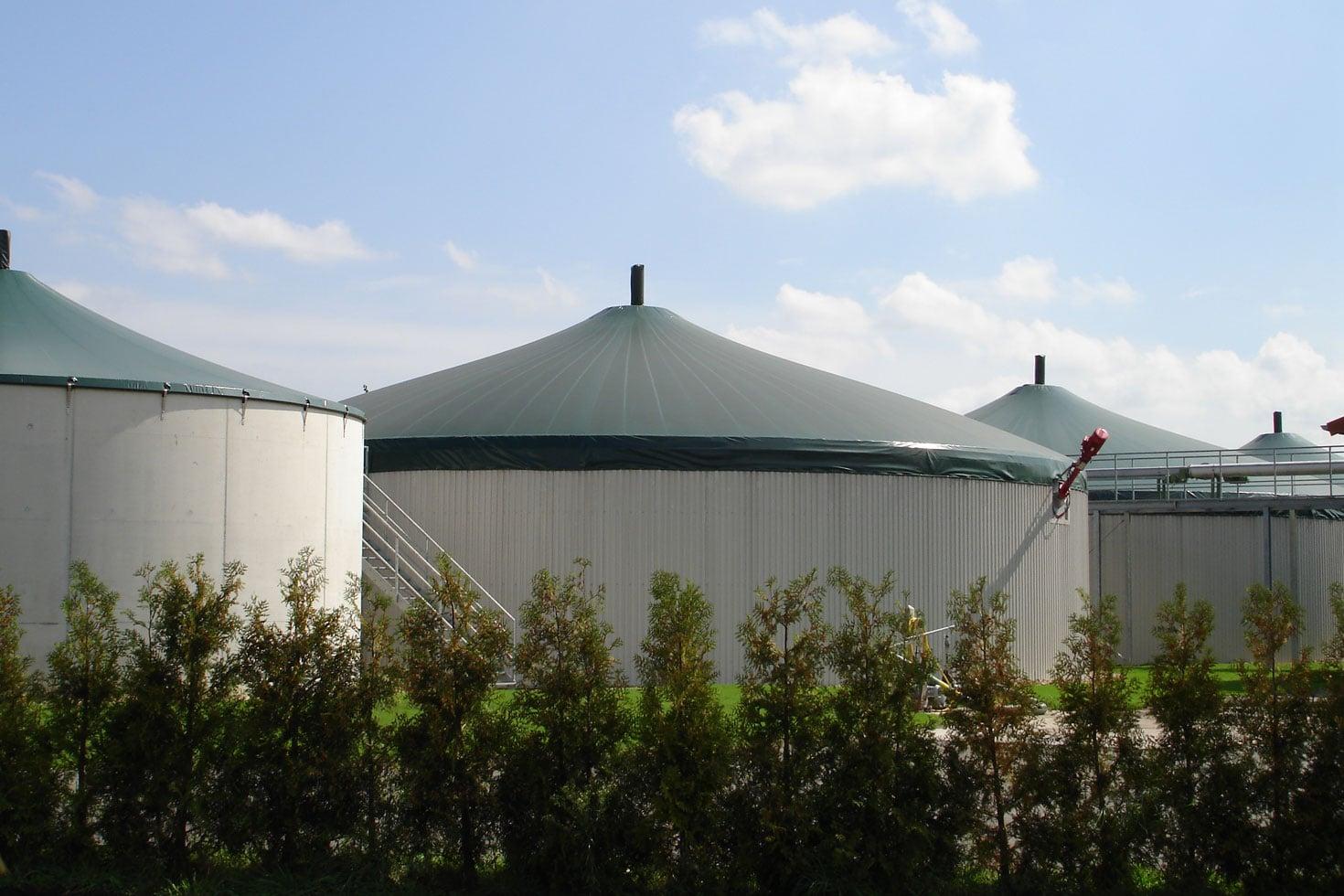 HSR-E – High Silo Roof Emissions covers